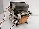 Кулер башня  S775 socket Intel б у мідь !!, фото 3