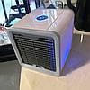 Портативный кондиционер Arctic Air USB 4 ,фильтратор воздуха с LED подсветкой!, фото 2