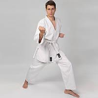 Кимоно для дзюдо Matsa белое (в наличии на рост 110см, 160-200см, плотность 450г/м2)