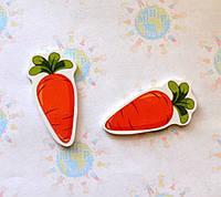 Морковь. Магнит обучающий