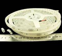 Світлодіодна герметична стрічка 5.5Вт 12 вольт 400лм нейтральна RN3060TA-B 2835-60-IP67-NW-10-12 Рішанг 8240