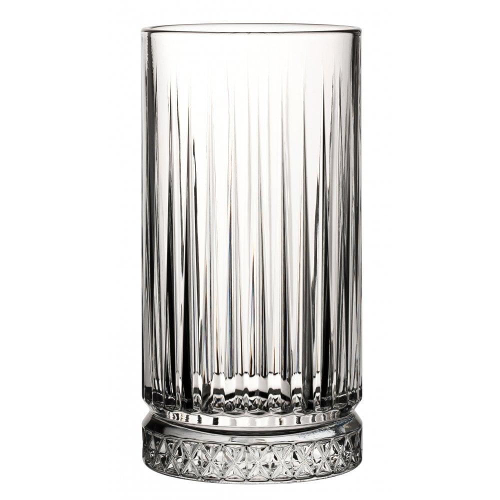 Набор стаканов высоких 445мл Elysia 520015 (4шт)
