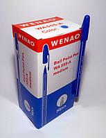 Ручка шариковая синяя WA555-A, 50 шт