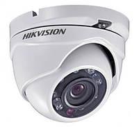 Видеокамера купольная цветная Hikvision DS-2CE55A2P-IRM