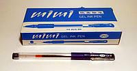 Ручка гелевая MIMI GEL INK PEN синяя, 12 шт