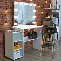 Рабочее место визажиста - столик Мастер + Алина