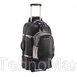 Сумка-рюкзак на колесах Caribee Fast Track 85 VI Black