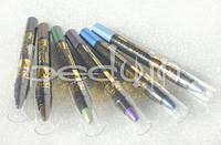 Цветная сурьма коричневая выкручивающийся карандаш
