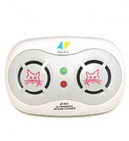ZF-813E избавит Ваш дом/гараж от грызунов, отпугивает мышей/крыс с помощью ультразвука/электромагнитных волн
