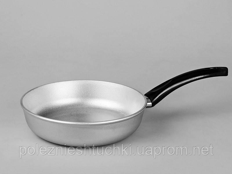 Сковорода алюминиевая 22 см. без крышки