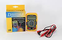 Мультиметр цифровой / компактный / карманный DT 830LN / тестер, фото 1