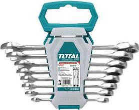 Набор инструментов 8шт. Total THT102RK086