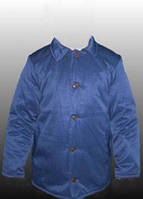Куртка ватная рабочая. Зимняя верхняя одежда
