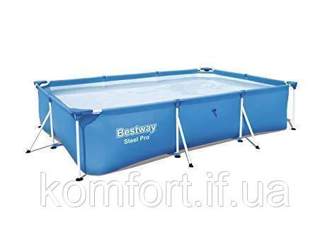 Каркасный бассейн Bestway 56405 (400х211х81 см), фото 2