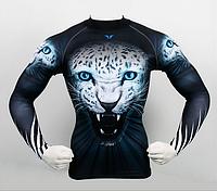 Спортивный рашгард Take Five с тигром