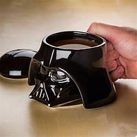 Керамическая чашка Дарт Вейдер (Черный)