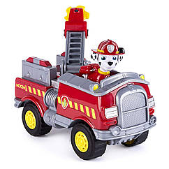 Набор Щенячий патруль Paw Patrol Маршал и пожарная машина Marshall's Forest Vehicle
