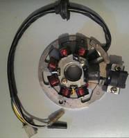 Генератор Yamaha  (XH-90)  5 проводов