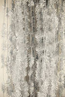 Нитяные шторы Котики № 7 серый