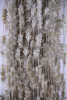 Нитяные шторы Котики № 202 Мышиный