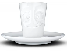 Espresso чашка з ручкою Tassen Ласощі (80 мл), фарфор