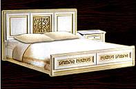 Ліжко двоспальне Тоскана / Toskana Скай / Кровать двуспальная Тоскана, фото 1