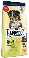 Happy Dog Baby Lamb & Rice Корм для щенков крупных и средних пород 10 кг
