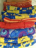 Матрацы ватные, текстильные, размер 70 на 190