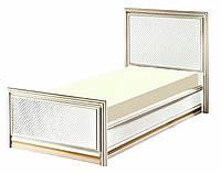 Ліжко односпальне Фієрія (Роза) Скай 80х190 / Кровать односпальная Фиерия (Роза)