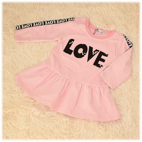 Детское нарядное платье для девочки размер 74 80