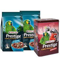 Versele-Laga Корм для попугаев Амазон 1кг. Prestige premium (Amazon Parrot Loro Parque Mix)., фото 1