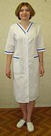 Халат медицинский женский, одежда для медперсонала