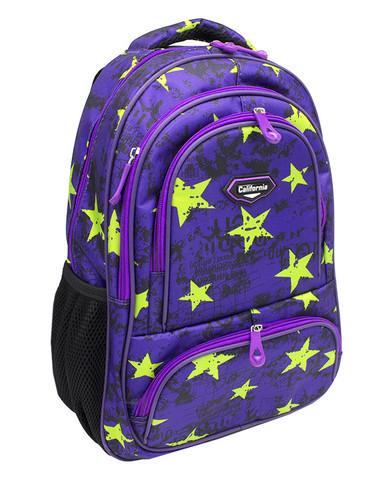 """Качественный  подростковый школьный рюкзак """"California M 980498"""""""