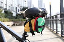 Подседельная велосипедная сумка для велосипеда (велосумка под седло), фото 2