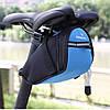 Подседельная велосипедная сумка для велосипеда (велосумка под седло), фото 4
