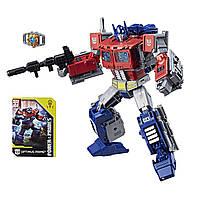 Трансформер 4в1 Оптимус Прайм 23см - Optimus Prime+Orion, Power of the Primes, Leader Class, Hasbro (E1147)