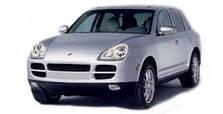 Тюнинг Porsche Cayenne (2002-2010)
