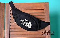 Спортивная кондукторка на пояс от норс фэйс The North Face черная реплика, фото 1