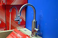 Электрический кран-водонагреватель проточного типа с индикатором температуры Zerix ELW-04 E