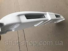 Полка верхняя под магнитофон (серая) УАЗ 469.31519