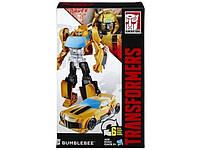 Робот-трансформер Бамблби Кибер батальон - Commander Class, Autobot, Bumblebee от Hasbro, фото 1