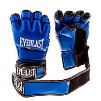 Рукавички для змішаних єдиноборств MMA DX EV EVDX364-B