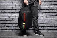 Вместительный Мужской/женский городской/спортивный рюкзак пума феррари (Puma ferrari) реплика, фото 1
