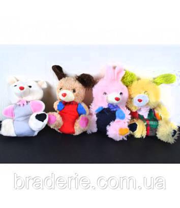 Мягкая игрушка Зоопарк 1232-1