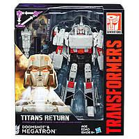 """Трансформер Мегатрон и Думшот """"Возвращение Титанов"""" - Doomshot & Megatron, Titans Return, Voyager, Hasbro, фото 1"""