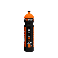 Bottle Extrifit short nozzle (700 ml, black) EXTRIFIT