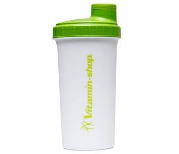 Шейкер для спортивного питания TREC nutrition Shaker Vitamin-Shop 700 мл белый