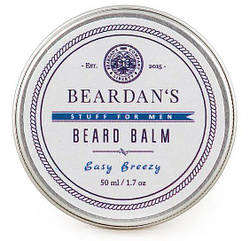 Бальзам для бороды Beardans, Easy Breezy, 50 мл - 152319