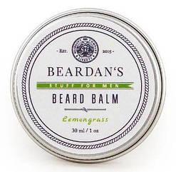 Бальзам для бороды Beardans, Lemongrass, 30 мл - 152310