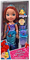 """Принцесса Ариэль и Флаундер """"Время чаепития"""" - Ariel, Princess, Flounder, Disney, JAKKS Pacific"""